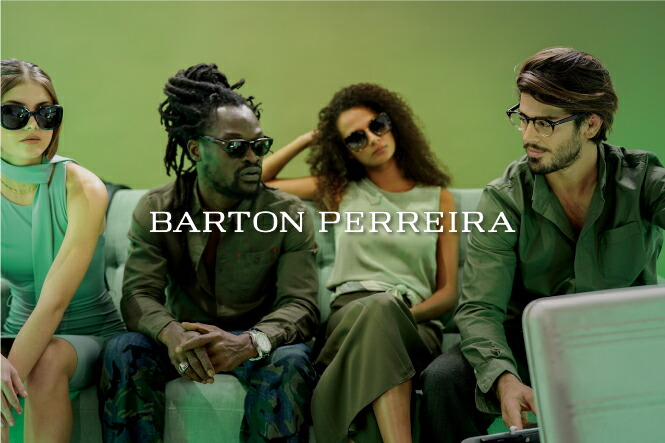 Barton Perreira (バートン ペレイラ)