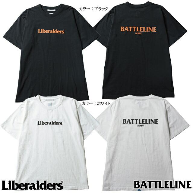 BATTLE LINE (バトルライン) x Liberaiders (リベレイダース)