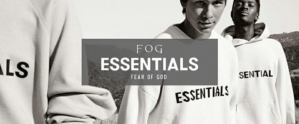 FOG ESSENTIALS (エッセンシャルズ) Fear of God (フィアオブゴッド) x Pacsun (パクサン)