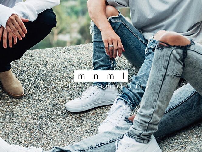 mnml ミニマル