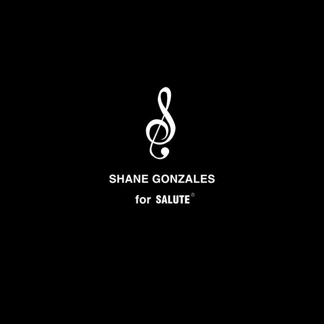 SALUTE HK (サルーテ) x SHANE GONZALES (シェーン ゴンザレス)