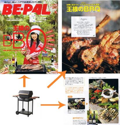 2009年6月のBE-PAL雑誌がスマーティを紹介