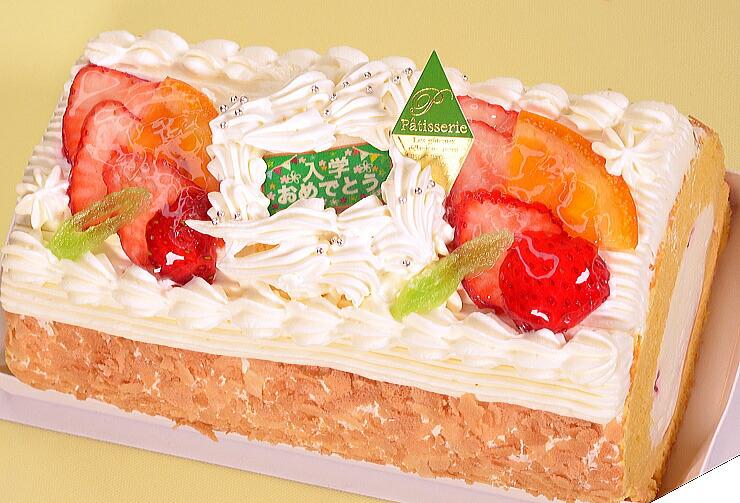 入学祝い ケーキ