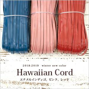 ハワイアンコード 2018-19冬新色