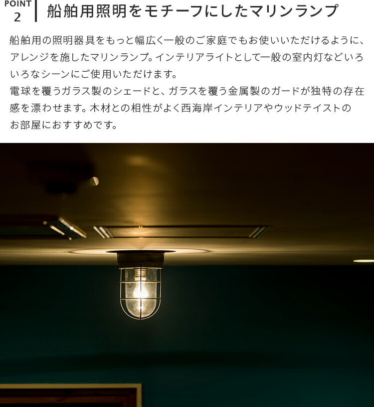 シーリングライト モアナ