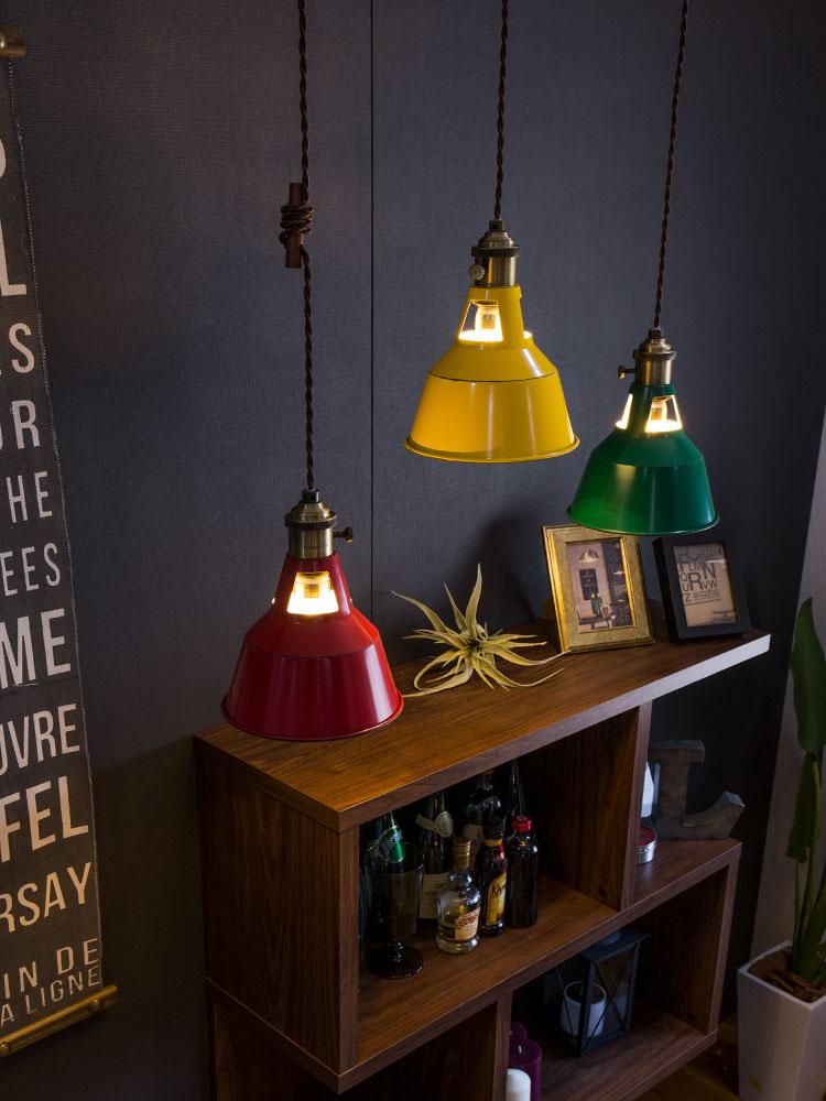 ロキシン・シリーズ 照明をおしゃれに設置したイメージ画像