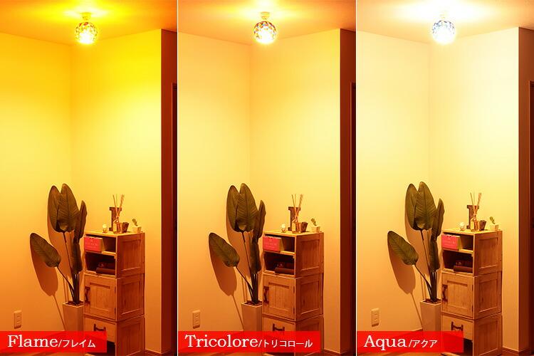 階段 玄関 トイレ 照明 Vidlo(ビードロ)