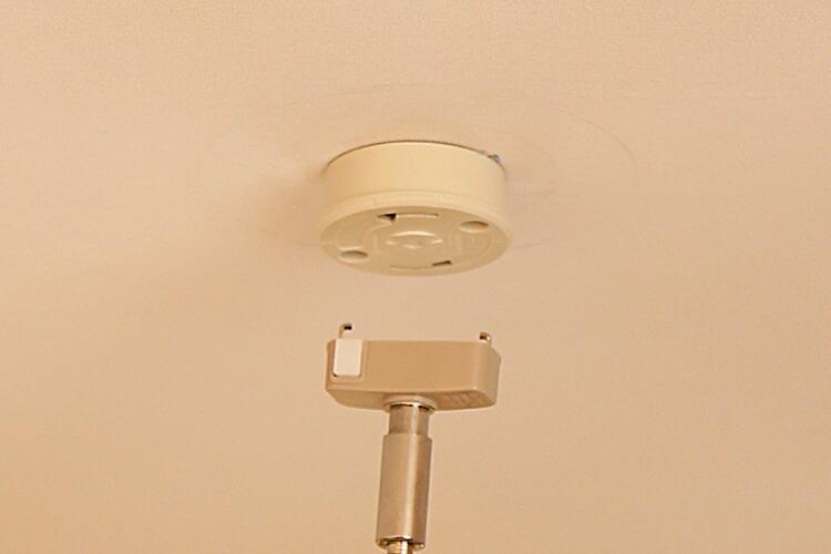 シーリングライト シンプルソケット 3灯