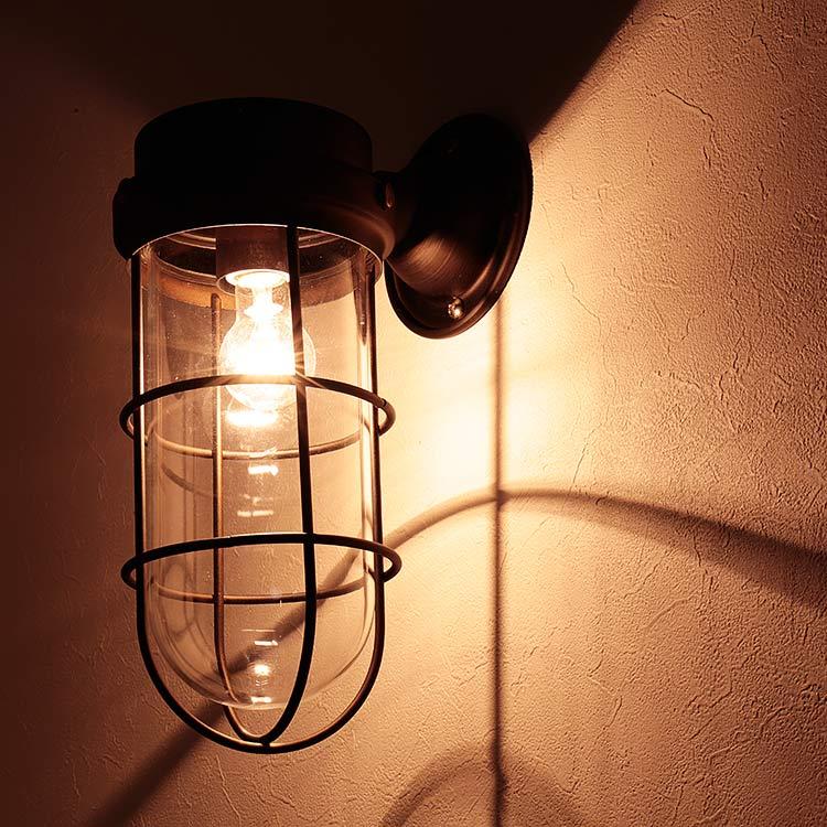 ブラケットライト 壁掛け 照明 ウォールライト バルコZ 船舶 マリンランプ