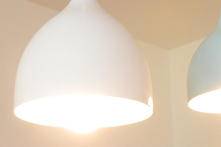 パステル ペンダント ライト