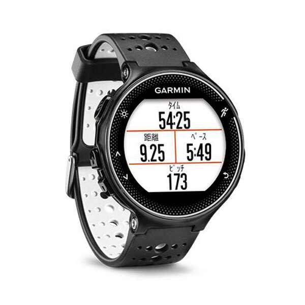 フォアアスリート230J 日本語正規版 GPSマルチスポーツウォッチ [カラー:ブラックホワイト] #371787