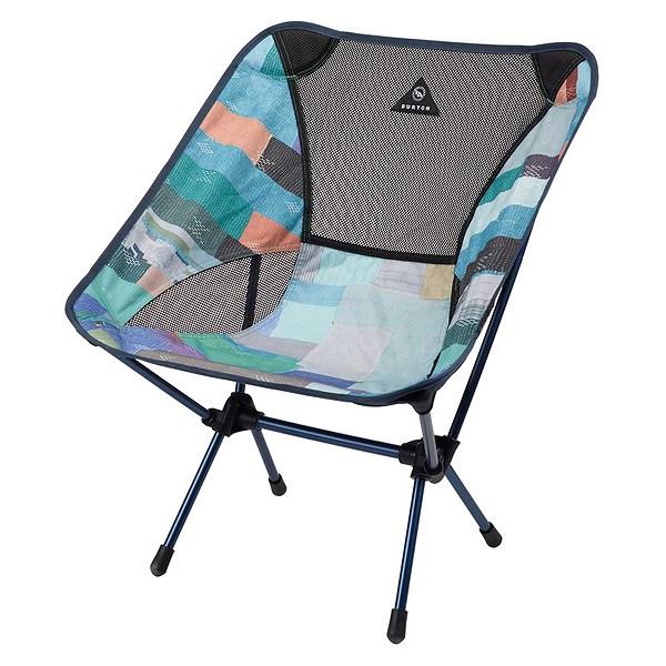 BURTON×HELINOX キャンプチェア チェアワン [カラー:Block Quilt] [サイズ:51×51×63.5cm] #14609104446