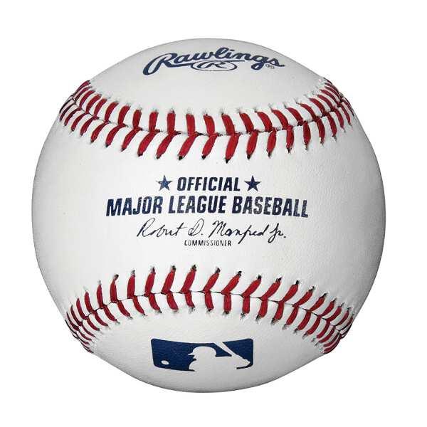 MLB公式試合球 メジャーリーグ公式球 #ROMLB6