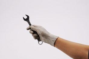 カーメイト(CARMATE) C54 整備用手袋 M|洗車用品 手袋|カー用品 通販|ニトリル手袋|