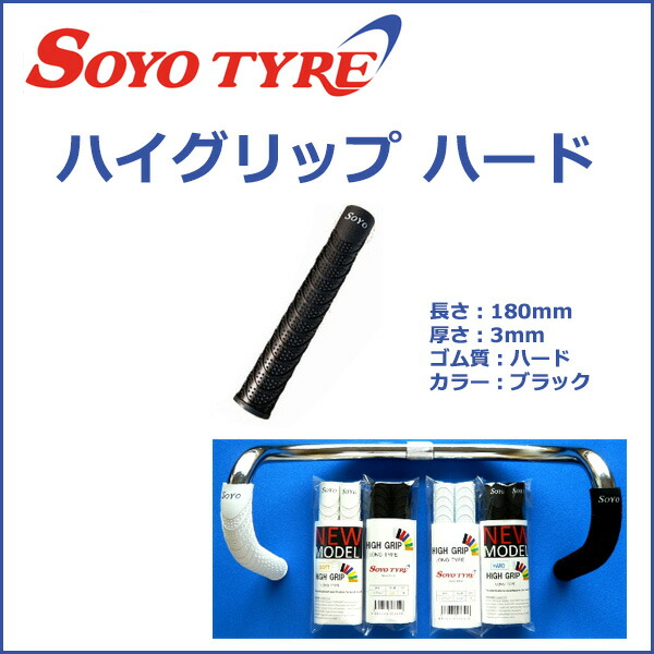 SOYO High Grip 180mm Length