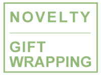 NOVELTY GIFT WRAPPING