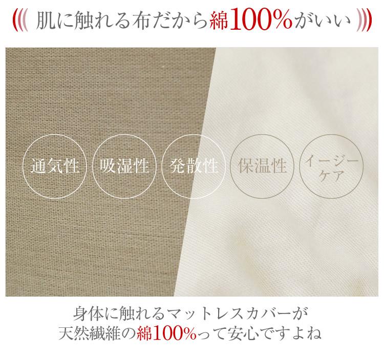 綿100%ブロード