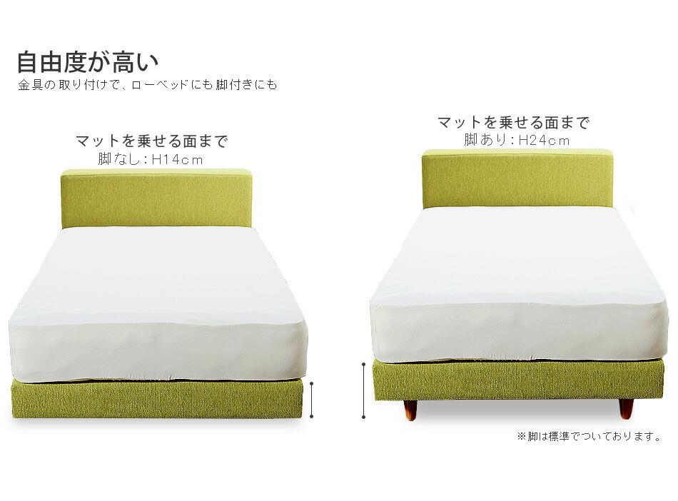 THE BED ROOM ベッド専門店 木製ベッド nite ハウディ