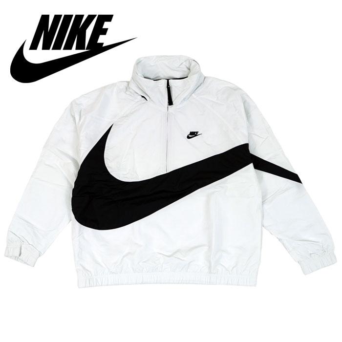 BEEF: Nike big swash anorak jacket Nike