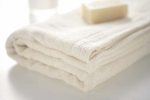 竹布バスタオル(パイル織り)