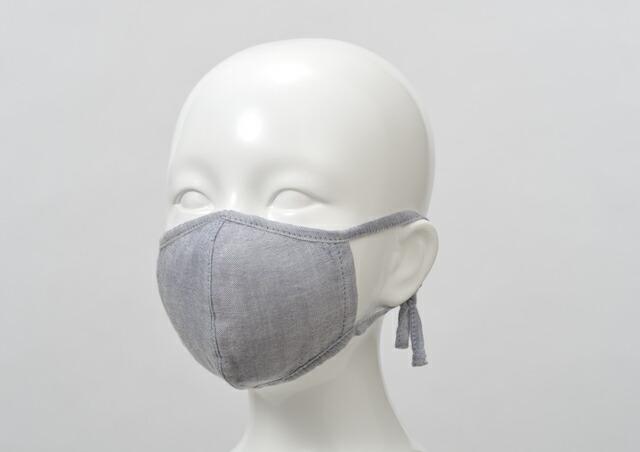 竹布キッズマスク(子供用)