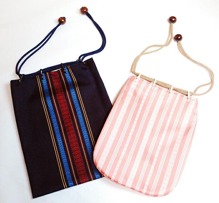 博多織 信玄袋