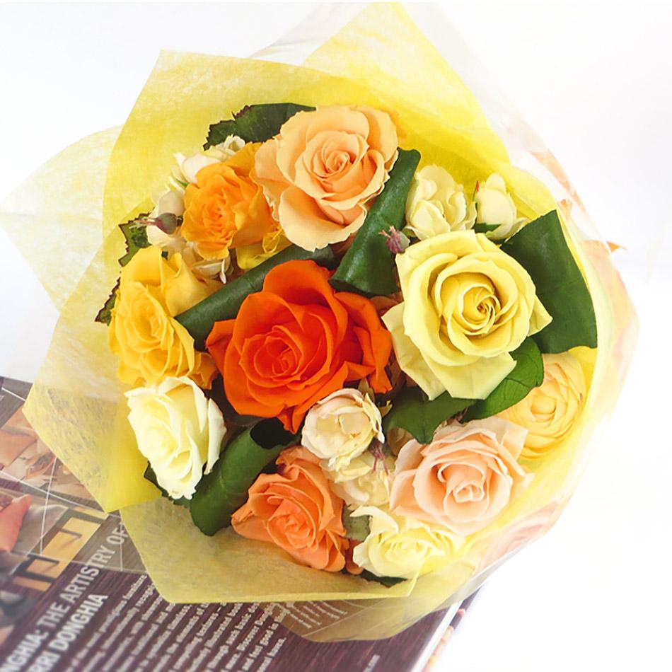 3サイズから選べる花束