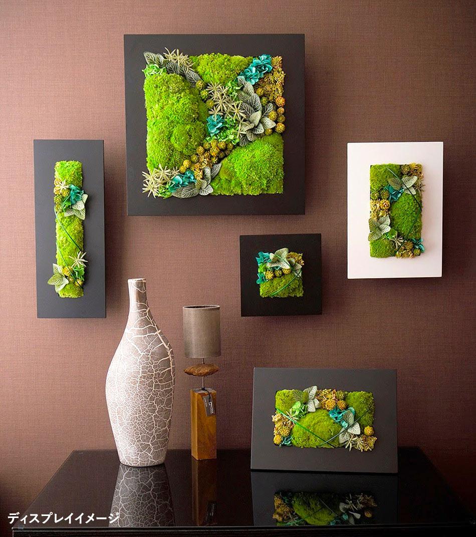グリーンフレーム壁掛けイメージ