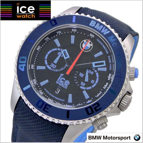 9a185e50088b6 Bell Field  ICE WATCH watch BMW Motorsport STEEL Chrono byemdablyu ...