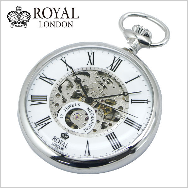 Bell Field Watch Pocket Watch Machine Type Rolling By