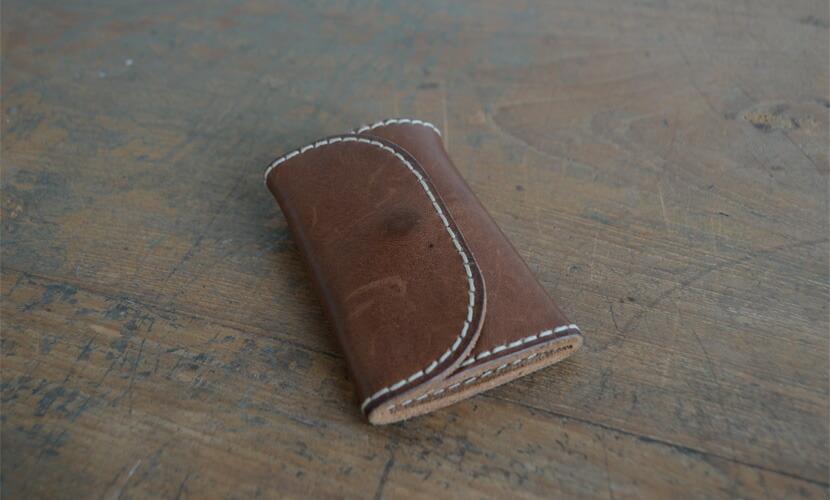 BL-PT-0017 キーケース チョコ