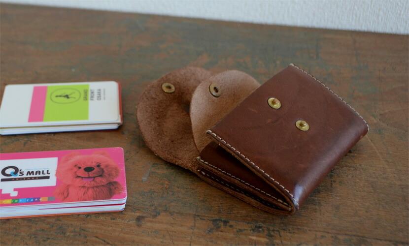BL-PT-0031 小さい財布 チョコ