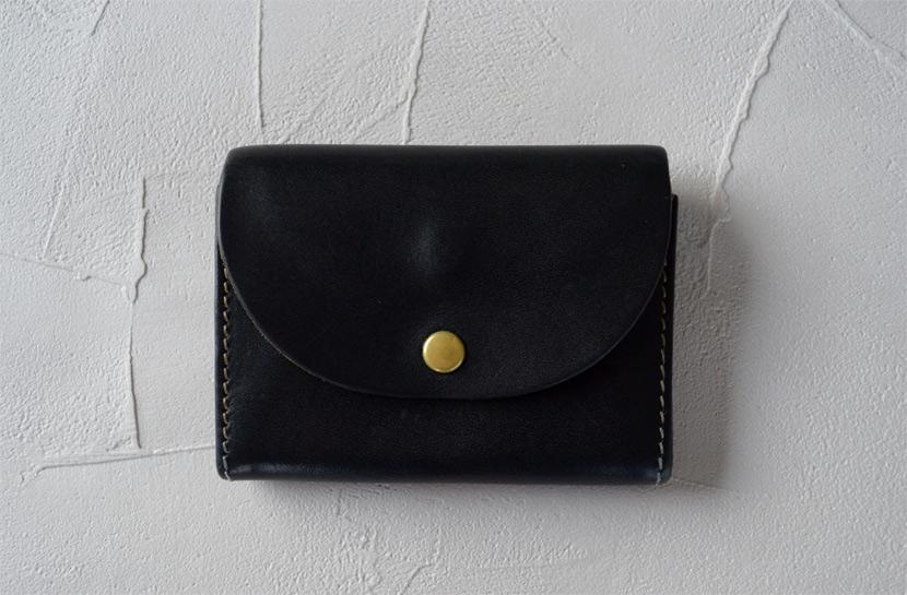 BL-PT-0031 小さい財布 ブラック