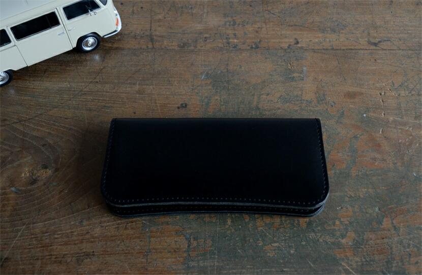 BL-PT-0043 長財布 ブラック