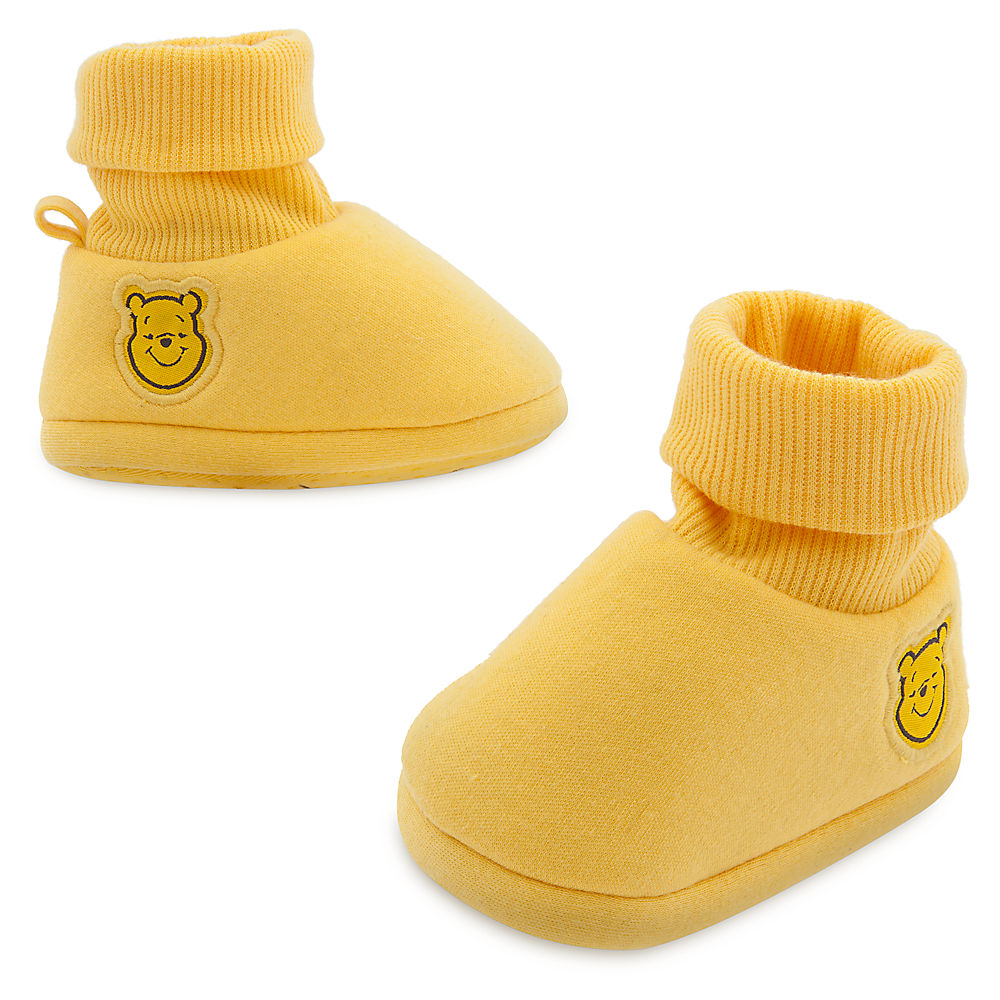 57e92b933888c Child boy [parallel import goods] Winnie the Pooh Costume Shoes for Baby  goods strike apr of the woman for the Disney Disney US formula product ...