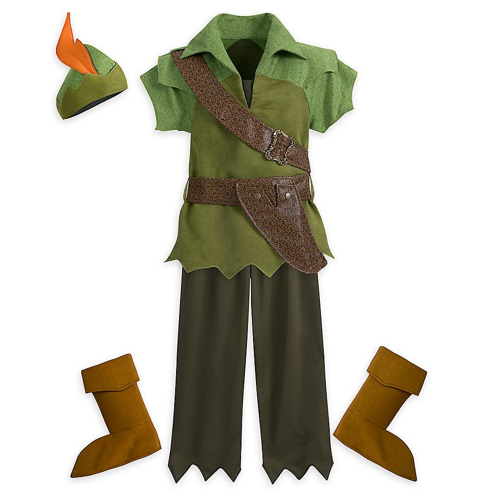 Disneys Peter Pan Child Halloween Costume