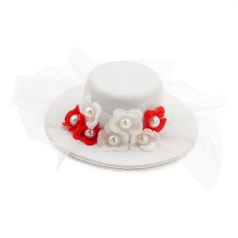Every Day Is A Jolly Holiday With This Hair Clip Designed To Look Like The Hat Mary Poppins Wears In Iconic Musical Sequence