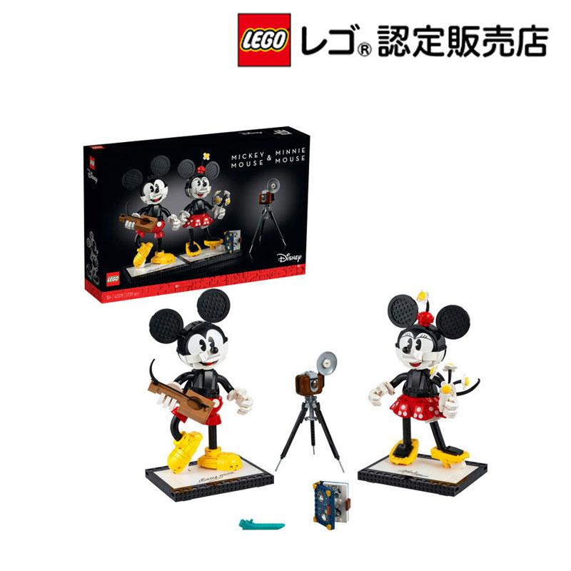 【流通限定商品】レゴ (LEGO) ディズニープリンセス ミッキーマウス & ミニーマウス 43179