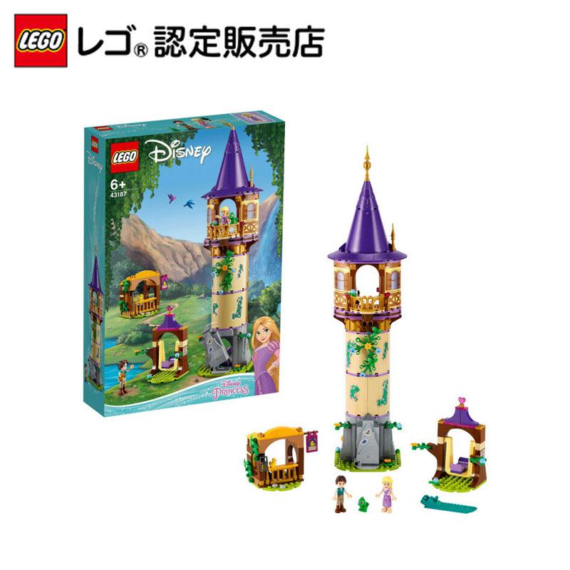 【レゴ(R)認定販売店】レゴ (LEGO) ディズニープリンセス ラプンツェルの塔 43187