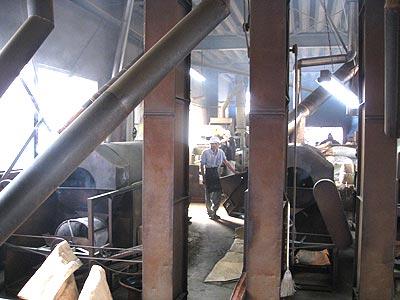 前幸さんの工場
