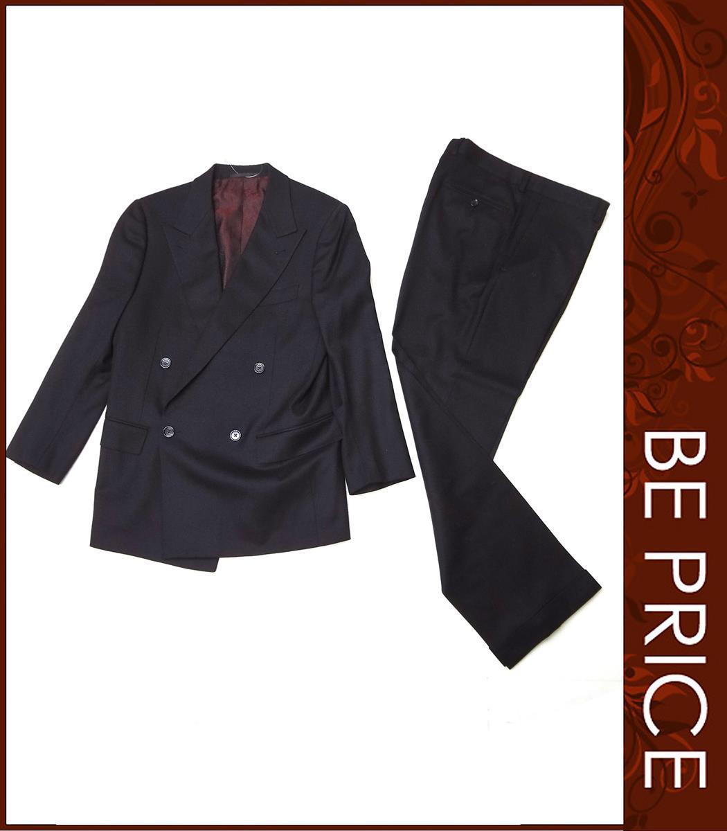 エルメネジルドゼニア スーツ 【エルメネジルドゼニア】スーツ メンズ ブラック