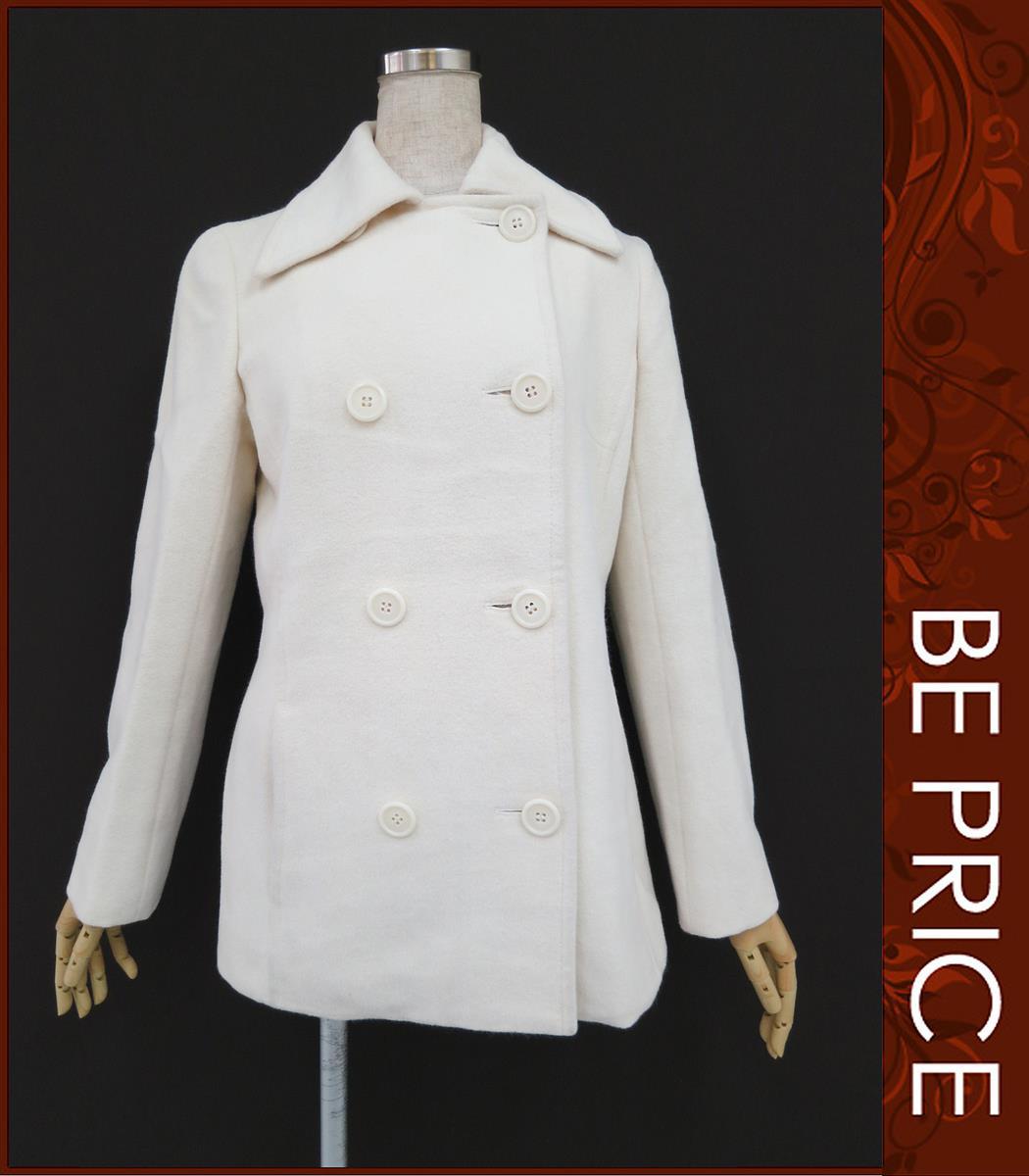 エポカ コート ホワイト レディース