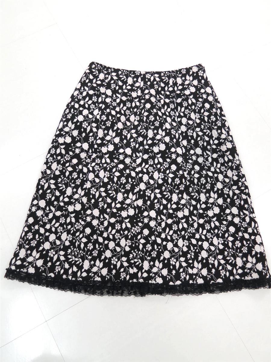 ルネ スカート 花柄