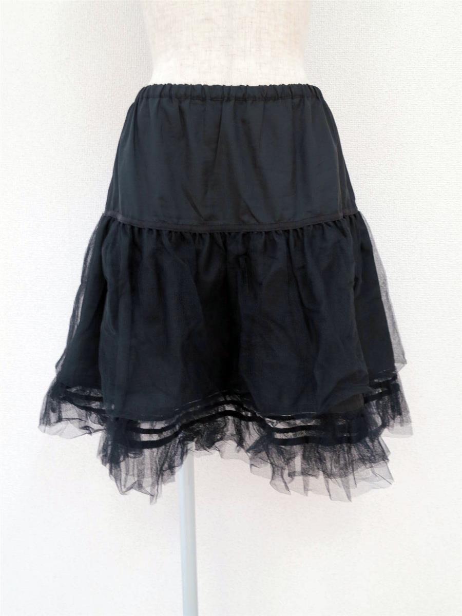 フォクシーブティック パニエ ペチコート スカート
