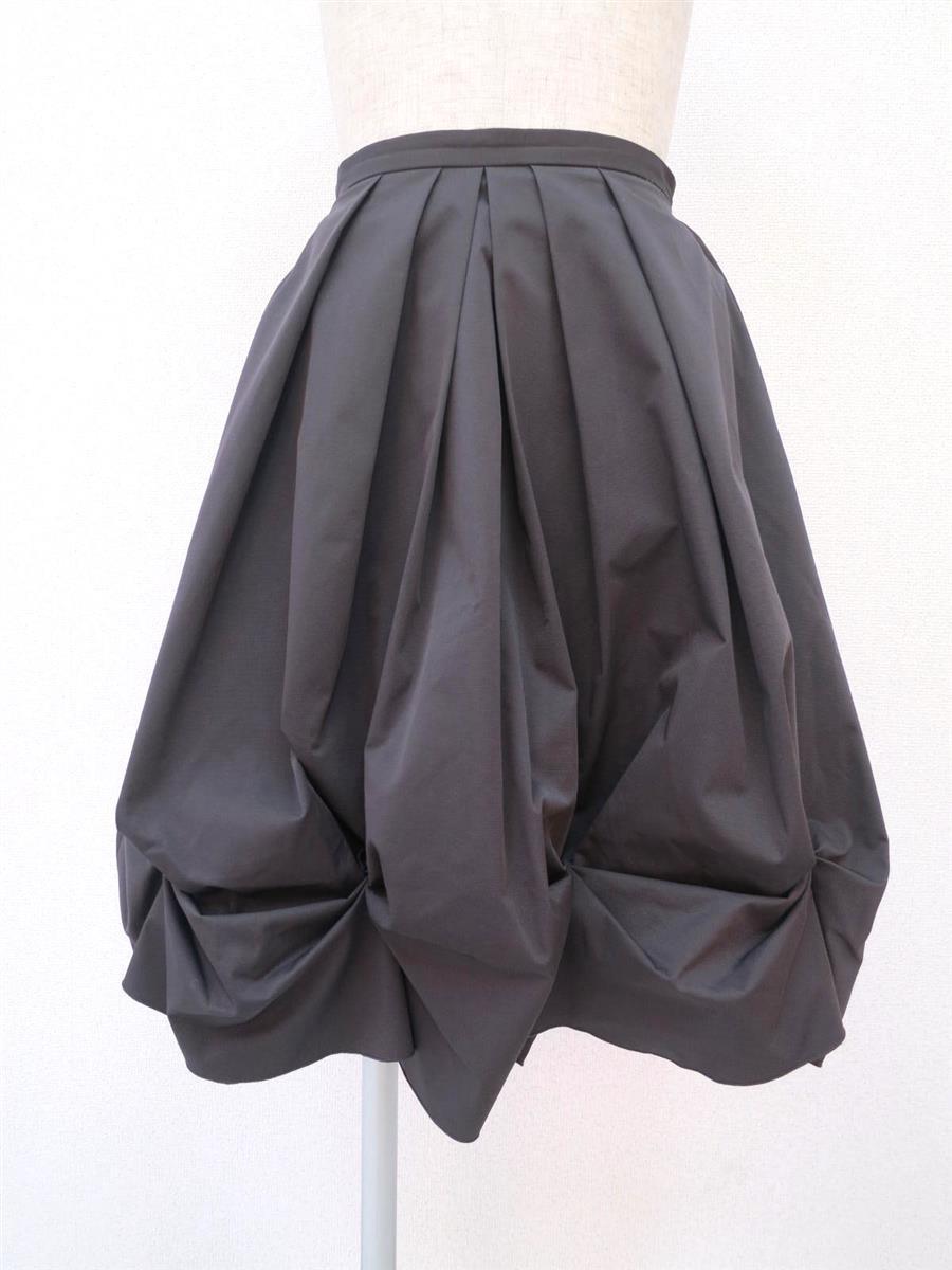 フォクシー スカート スカート ツイスト 薄汚れあり 26516