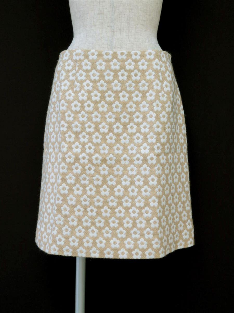 エムズグレイシー 花柄スカート