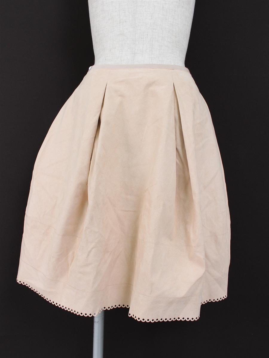 デイジーリンパリス スカート スエードスカート 32671