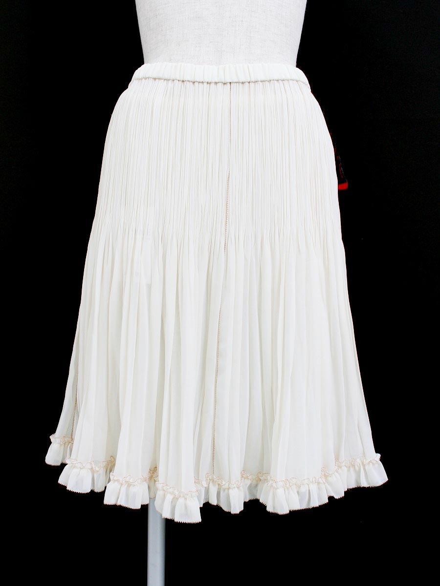 ノコオーノ プリーツスカート