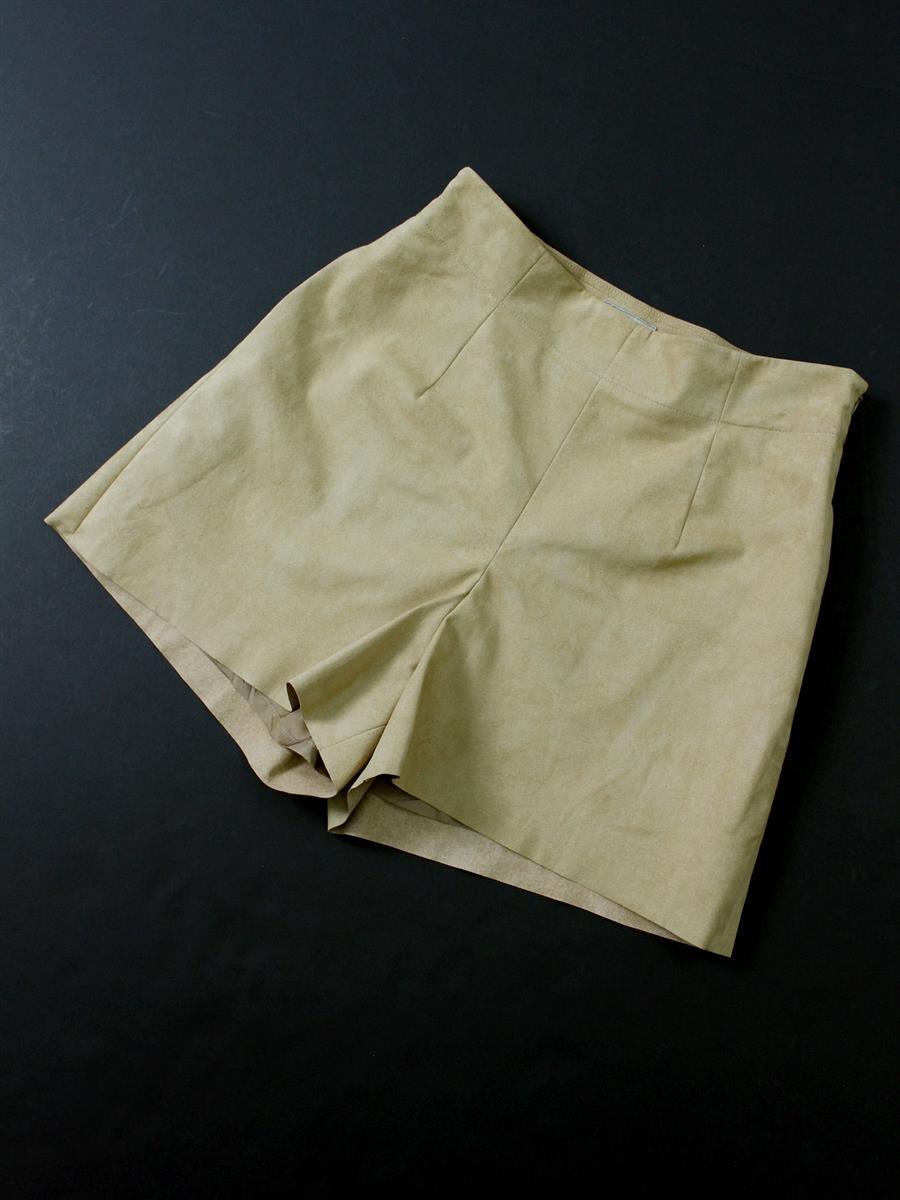 デイジーリンパリス ショートパンツ DAISY SUEDE PANTS