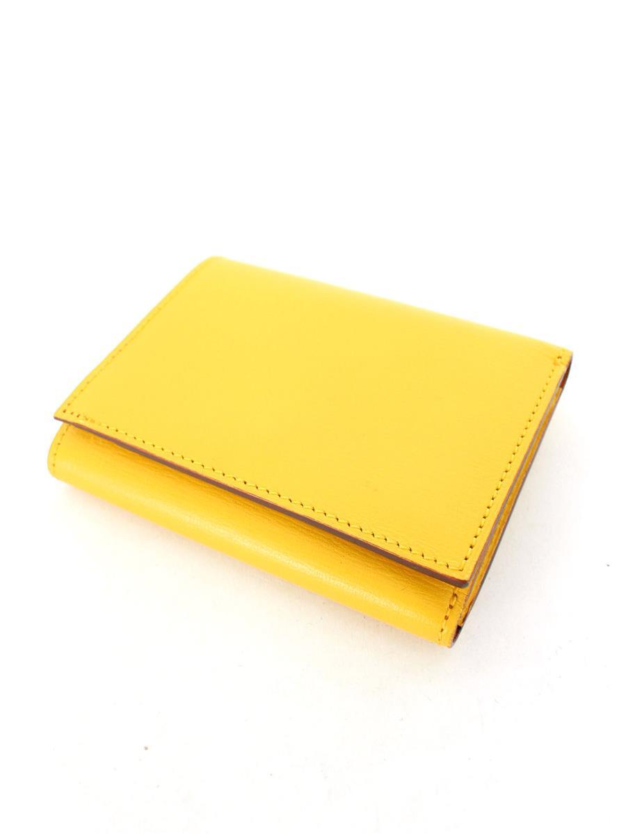 ファーロ 三つ折財布